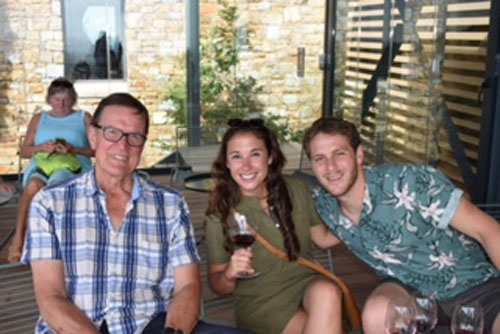 Mike Herscott and Allison Lefleur who are Tour Specialists from Boston USA had a familiarisation visit with Pietman in November 2017. They also visited selected hotels and game reserves in South Africa.
